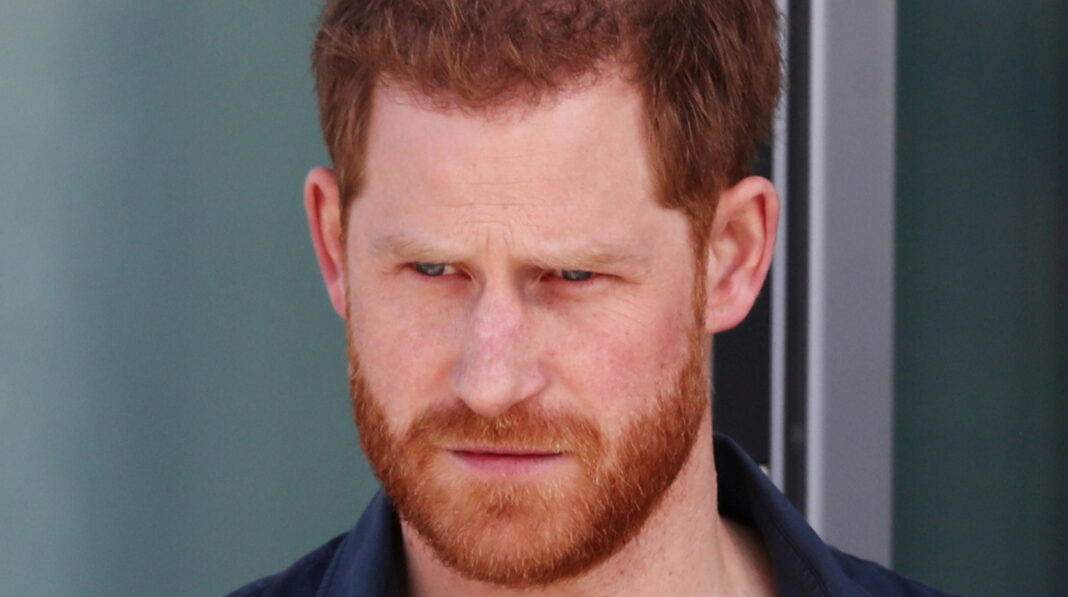 Prince Harry Makes Shocking Claim About William And Charles
