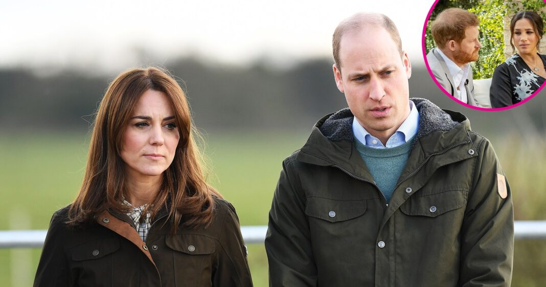 Prince William Defends Royal Family After Harry, Meghan's Bombshell Interview