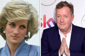 The ghost of Princess Diana needs to give Piers Morgan a dirty slap - OAP Toolz