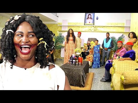THE MAD ROYAL WIFE {Chizzy Alichi} - Nigerian Movies 2021 | African Movies 2021 | Nollywood Movies