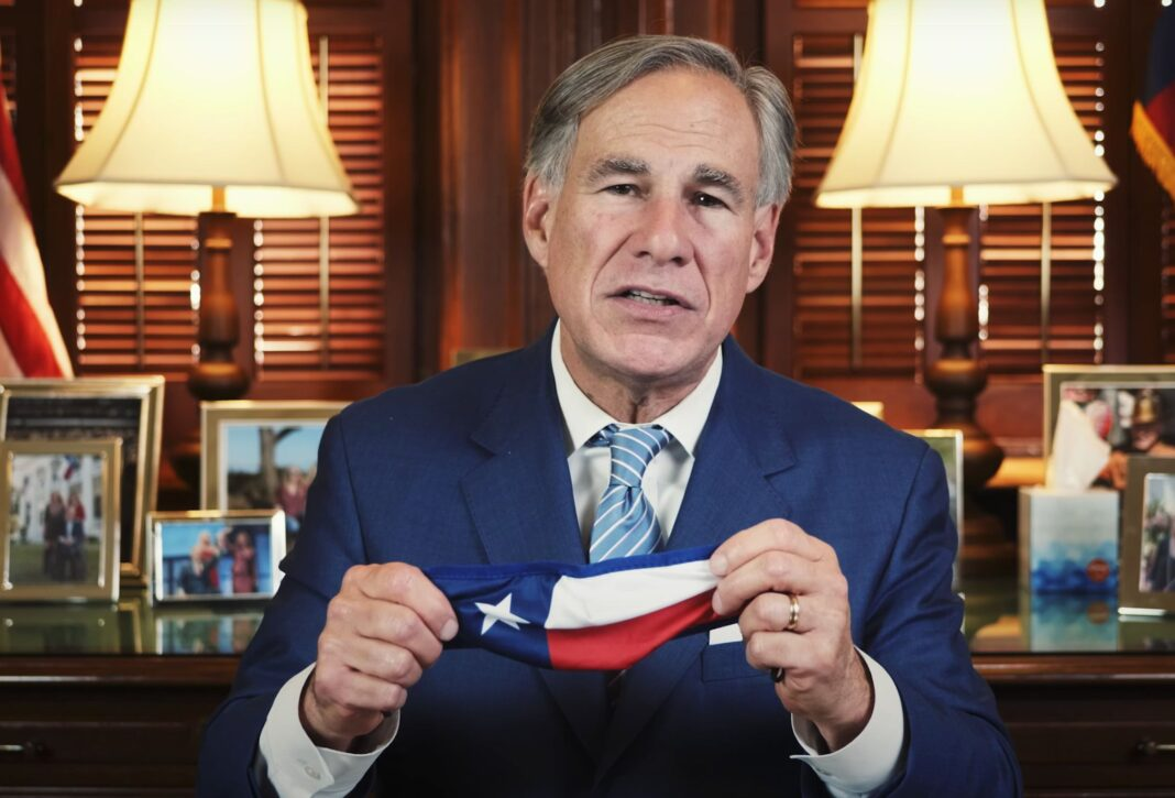 Washington Post Warns What Easing Texas COVID-19 Rules May Do To Rest Of The Country