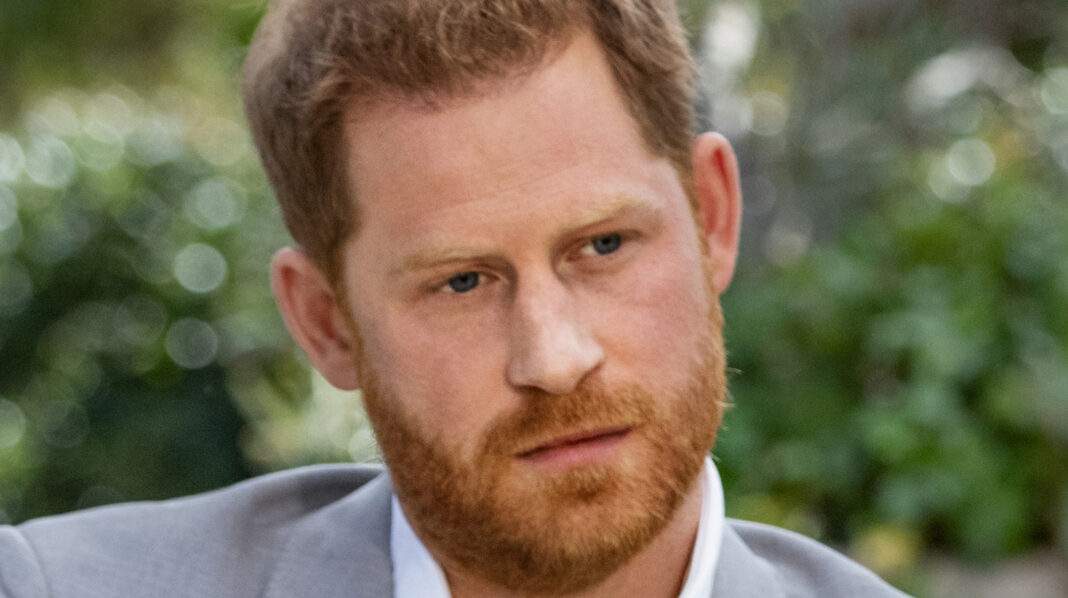 What A Body Language Expert Noticed In Prince Harry's Oprah Interview