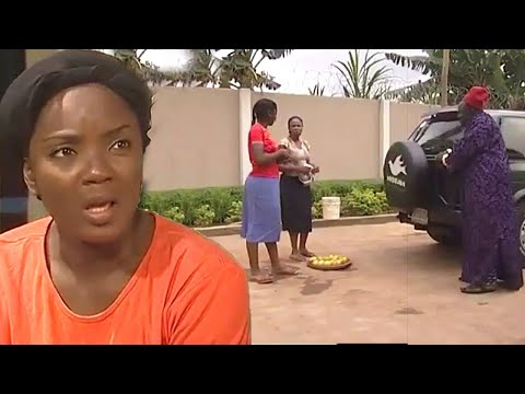 """YOU WILL LOVE THIS CLASSIC CHIOMA AKPOTHA MOVIE """"The Poor Banana Seller & The Rich Man - Movies"""