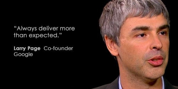 Larry page  co-founder Google