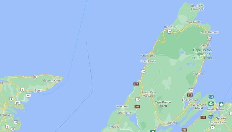 Crew member missing after fishing boat capsizes off Cape Breton coast