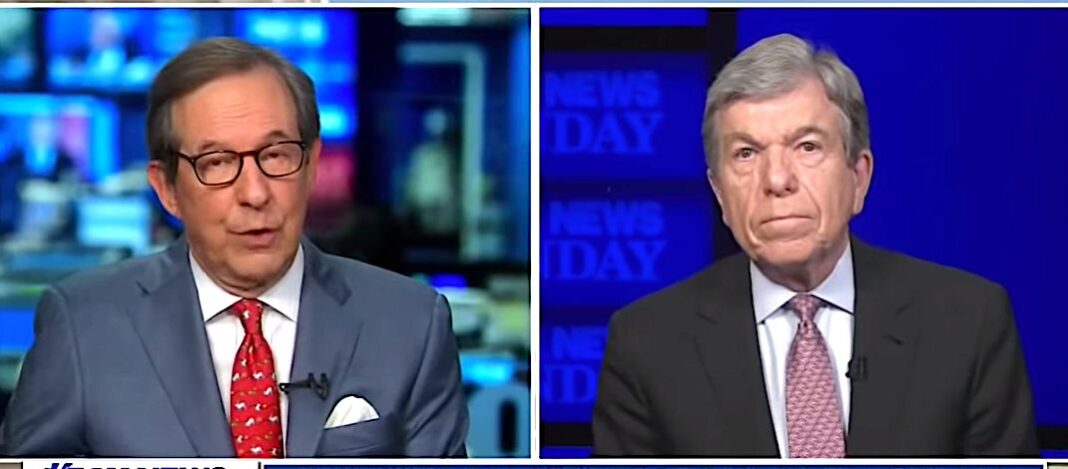 GOP Has Lost Credibility On Federal Debt Gripes, Chris Wallace Tells Sen. Roy Blunt