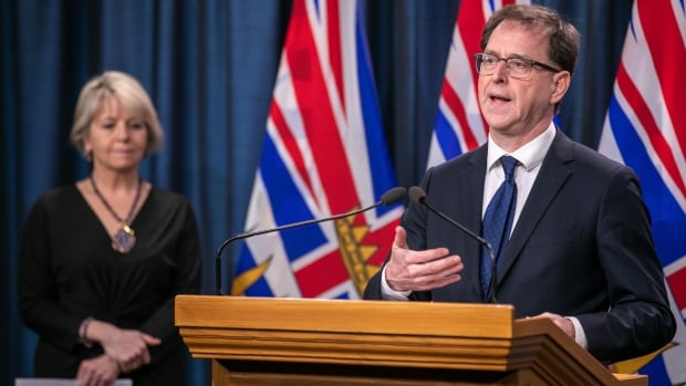 Here — once again — is why B.C. isn't planning on increasing restrictions soon