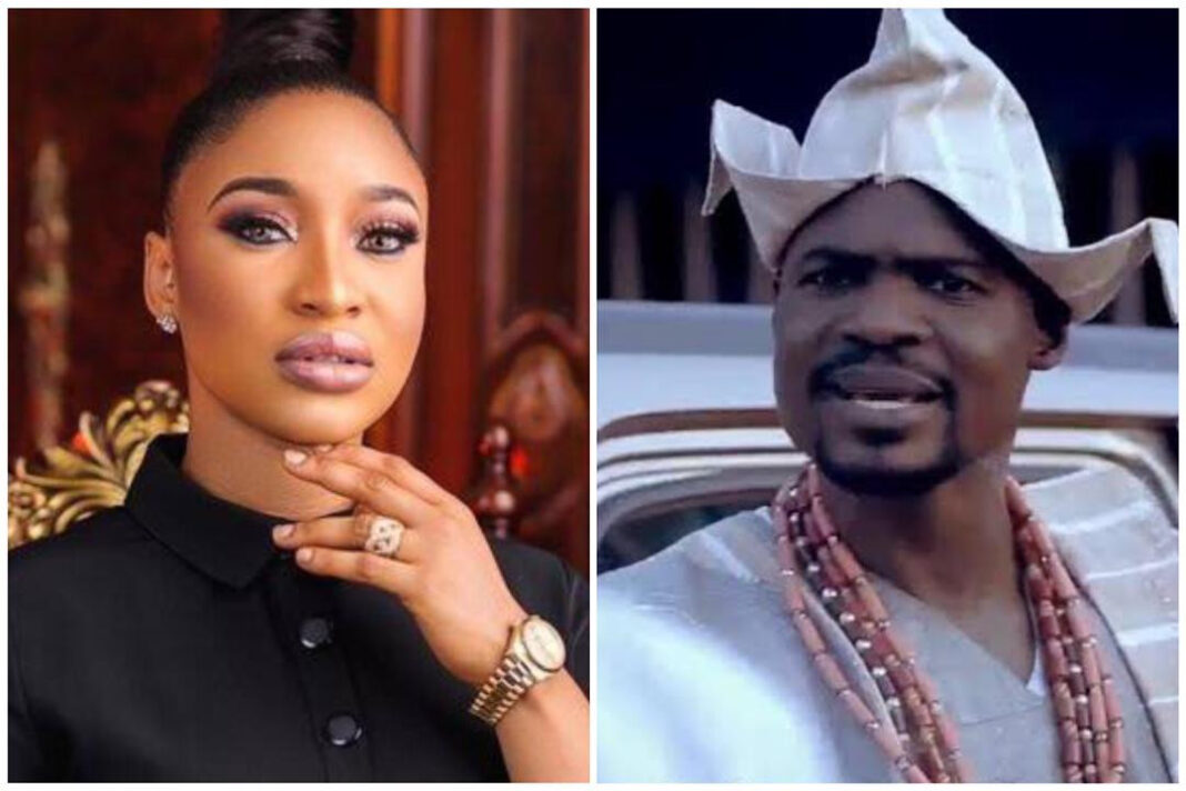 hence I have been pushing for this case to be brought to Abuja - Actress Tonto Dikeh reacts to report that Baba Ijesha could be released, I knew this would happen
