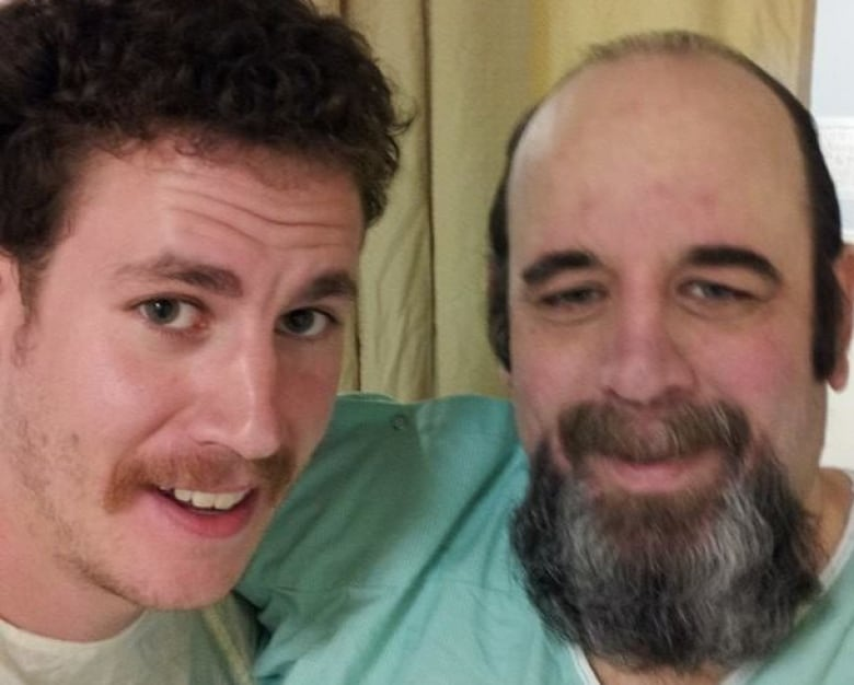 'Insensitive' vaccination notice painful reminder of father's COVID-19 death, son says