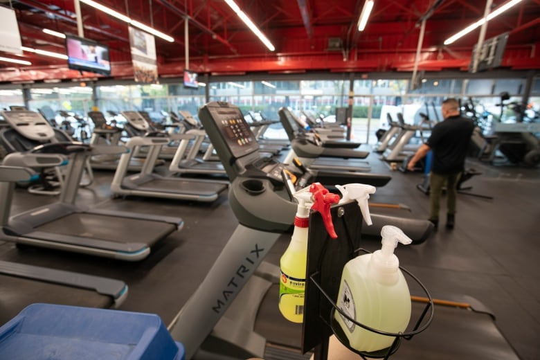 Lessons from Quebec City's gym outbreak, one of Canada's largest COVID-19 superspreading events