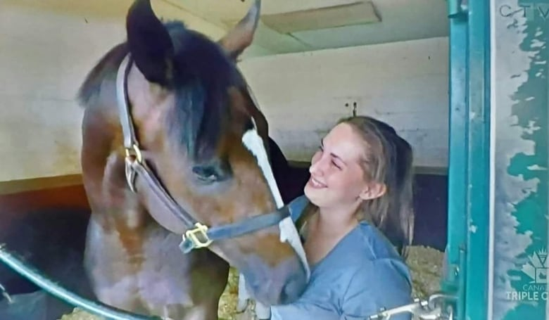 Mighty Heart, one-eyed colt with N.S. ties, named Canadian Horse of the Year