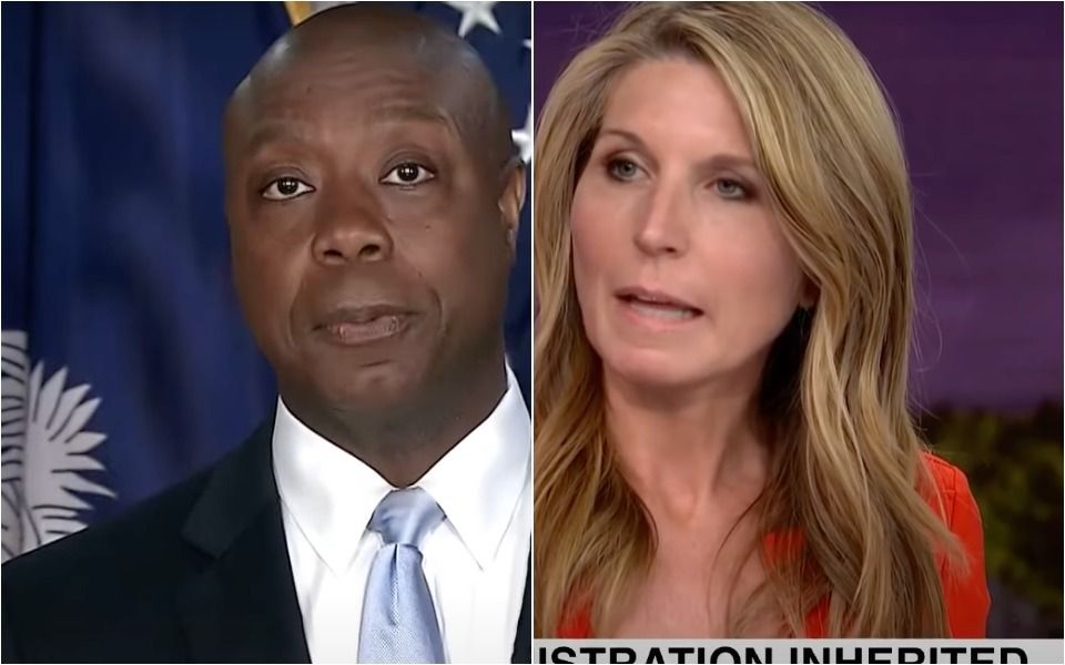 Nicolle Wallace Rips Tim Scott's Rebuttal: 'From A Planet Where Facts Don't Matter'