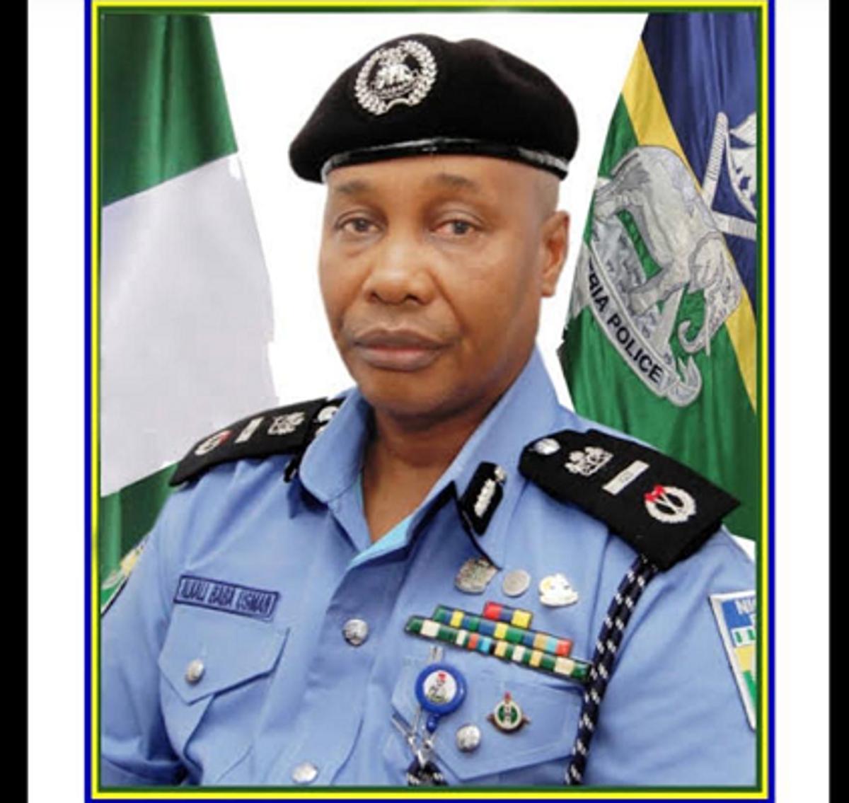 Profile of Nigeria's new Police chief, Usman Alkali Baba Buhari