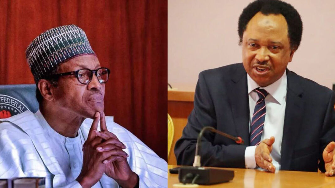 The President's call for World powers military HQ on African soil is an open invitation for recolonisation of Africa - Shehu Sani