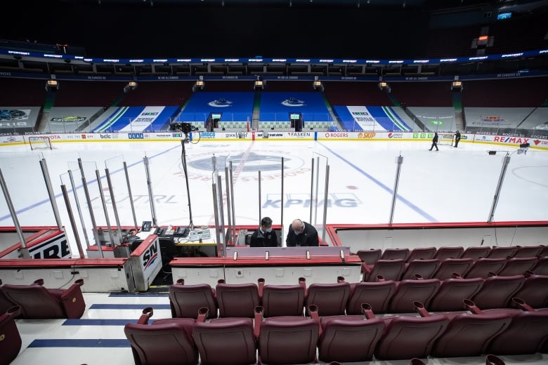 Vancouver Canucks says 'no culprit' in team's COVID-19 outbreak