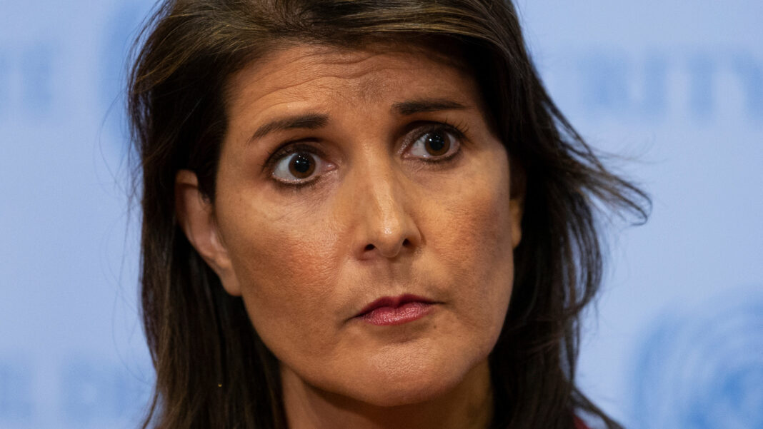 What Nikki Haley Just Revealed About Her Plans For Running For President In 2024