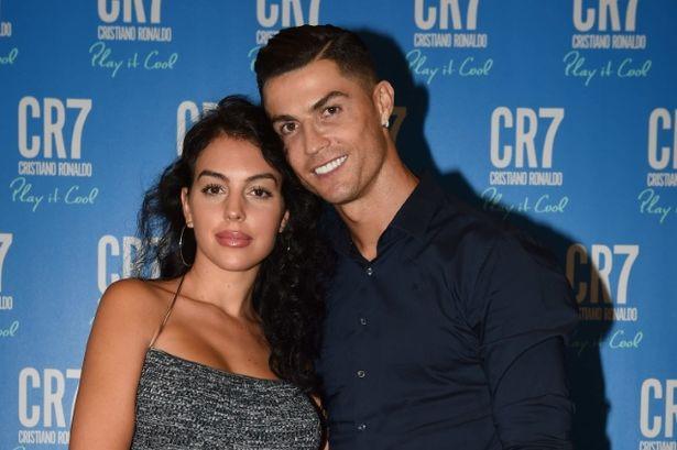 Cristiano Ronaldo's girlfriend Georgina Rodriguez responds to transfer rumours about the striker