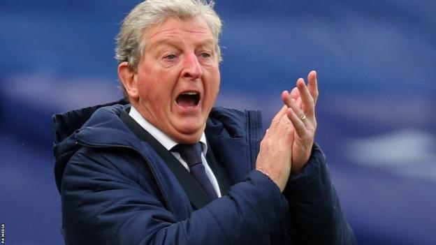 Football News : Roy Hodgson: Crystal Palace boss to leave at end of season