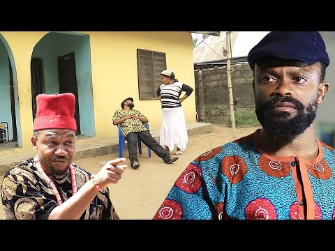 GET READY TO LAUGH TILL YOU ROLL ON THE FLOOR WITH LAUGHTER IN THIS OKON COMEDY - Nigerian Movie