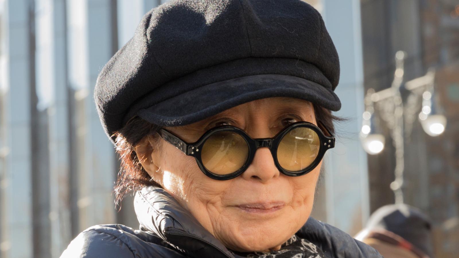 The real Worth of Yoko Ono
