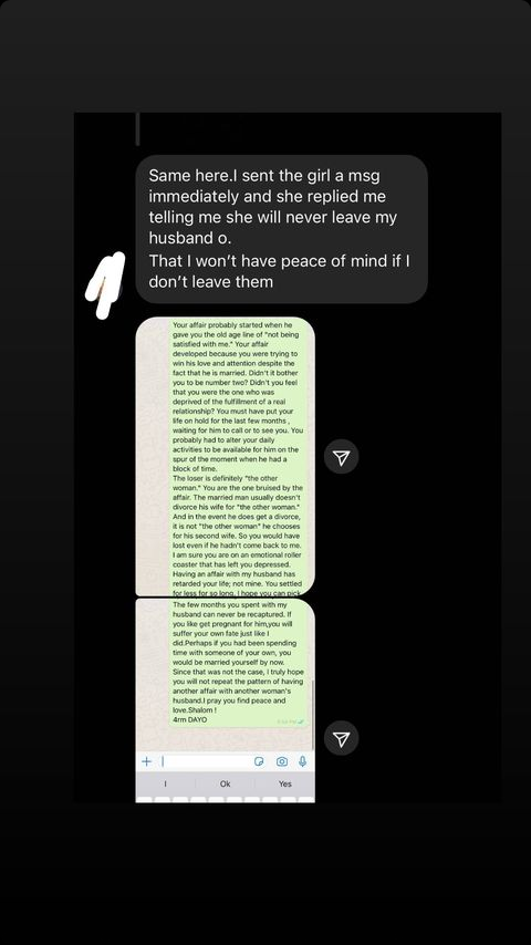 """""""I found out he was sleeping with a man"""" - Nigerian women make shocking revelations after snooping through their partners' phones"""