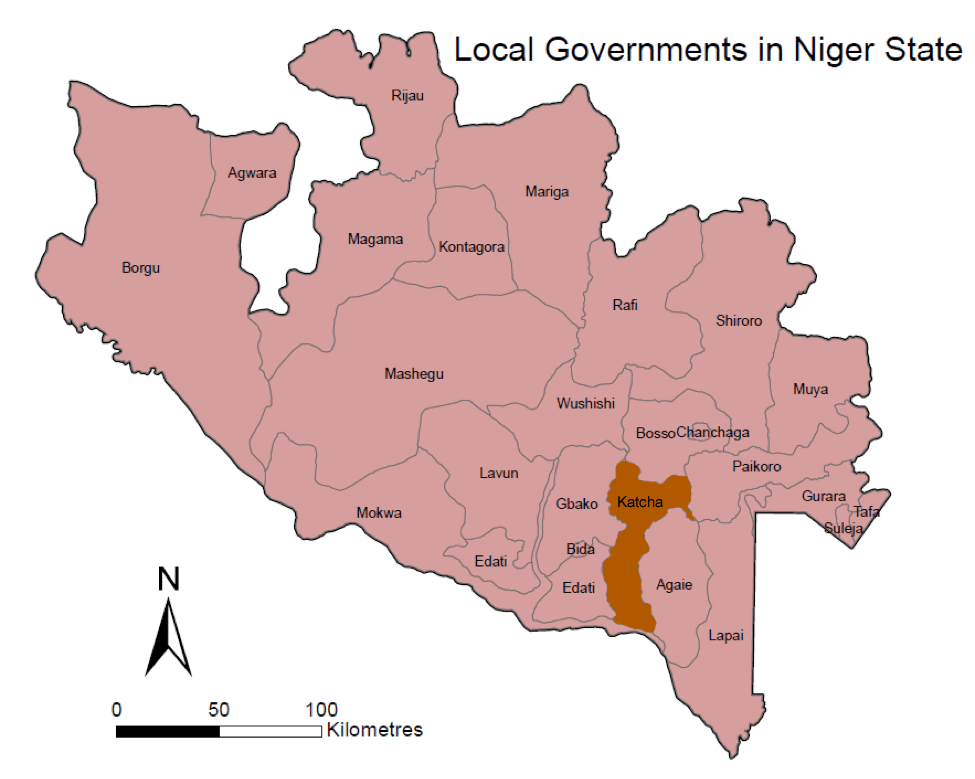 Niger state's Lapai Emirate removes Village Head