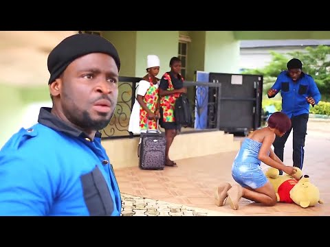 THE SPOILT BILLIONAIRE DAUGHTER & HER DOMESTIC STAFF - Nigerian Movie 2021 | African Nollywood Movie