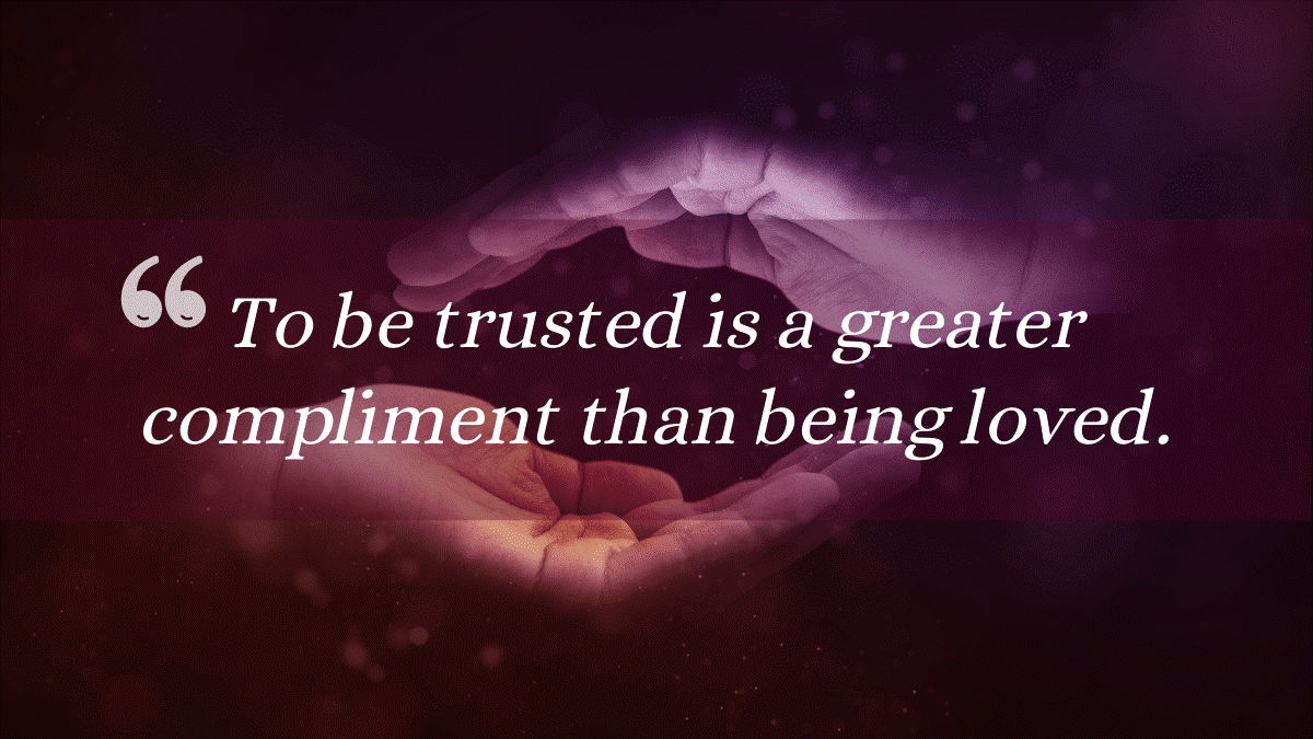 11 things men should do to earn a woman trust