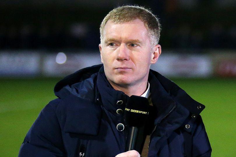 UEL final: Scholes blames Man United player for defeat to Villarreal