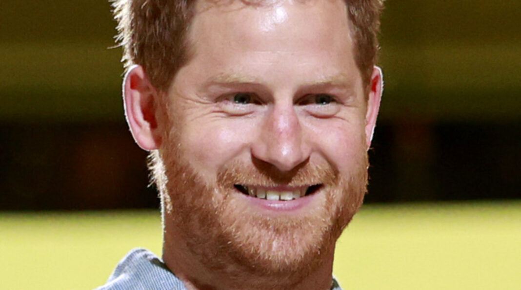 What Prince Harry Said During His Latest Public Speech