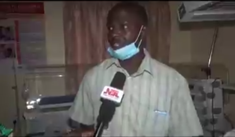Workers' strike: Father of two-day old baby in incubator denies Kaduna State Govt's claim that nurses disconnected oxygen supply