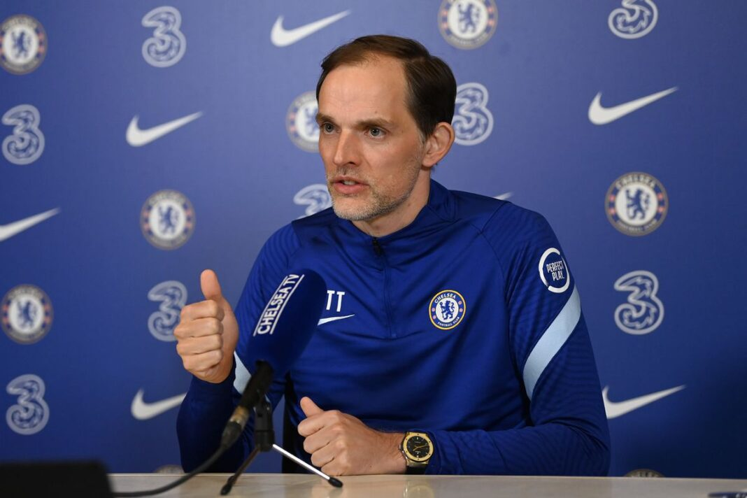 Chelsea coach, Tuchel takes decision on selling Werner to Real Madrid