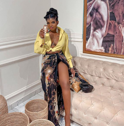 Instagram Slay Queen, Teju Pretty confronted by businesswoman she was allegedly owing N1.055m for over a year