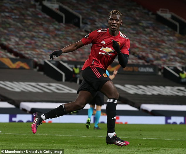 Paul Pogba could become the highest paid player in the EPL as 'Manchester United prepare to offer him new five-year deal worth £400,000-a-week'