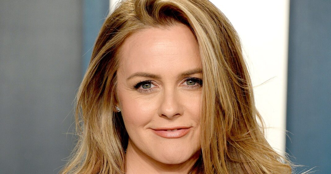 Wait, What?! This Is How Alicia Silverstone's Name Is Actually Pronounced