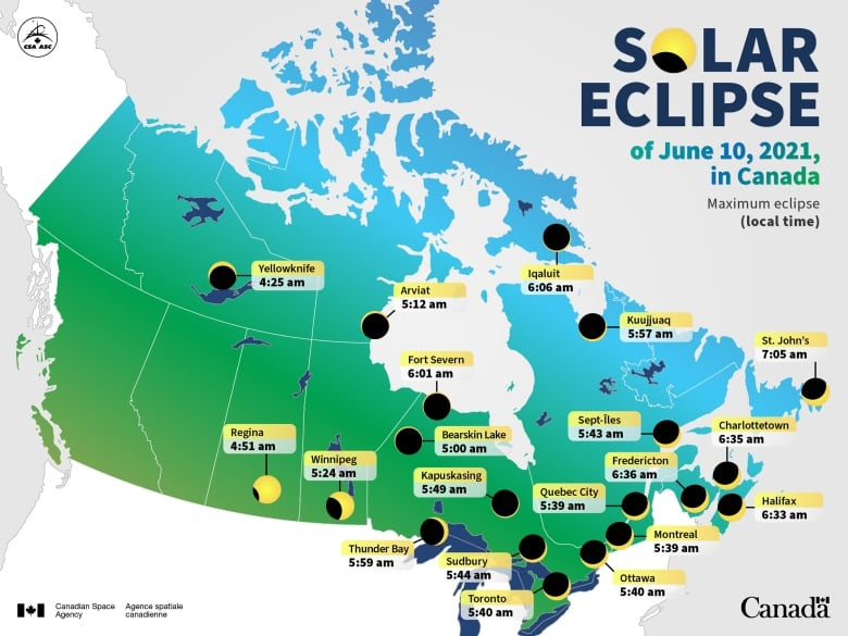 When, where and how to see the June 10 annular solar eclipse