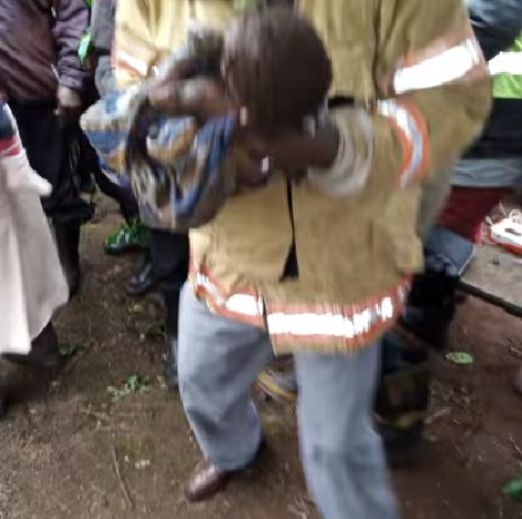 23-year-old mother arrested for allegedly dumping her newborn baby in 80-foot pit latrine