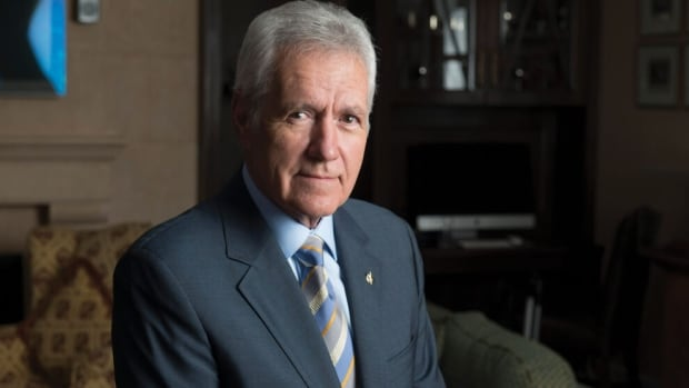 Alex Trebek honoured with Geographical Society grant program for emerging explorers