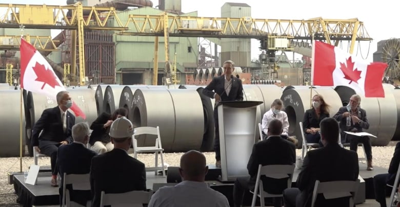 ArcelorMittal Dofasco getting $400M from Ottawa to cut greenhouse gas emissions