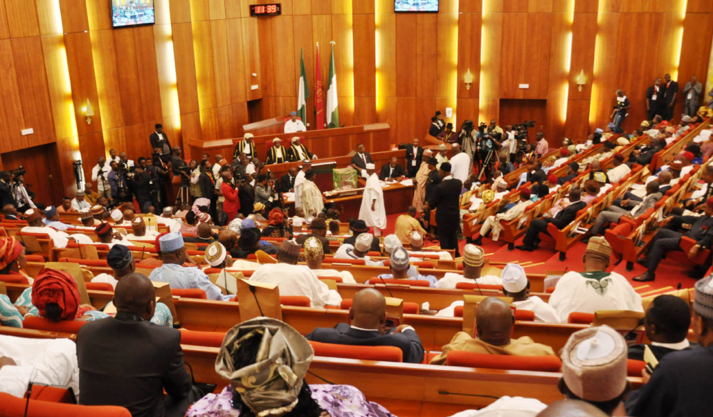 BREAKING: Electoral Amendment Act: Chaos in Senate over electronic transmission of result clause