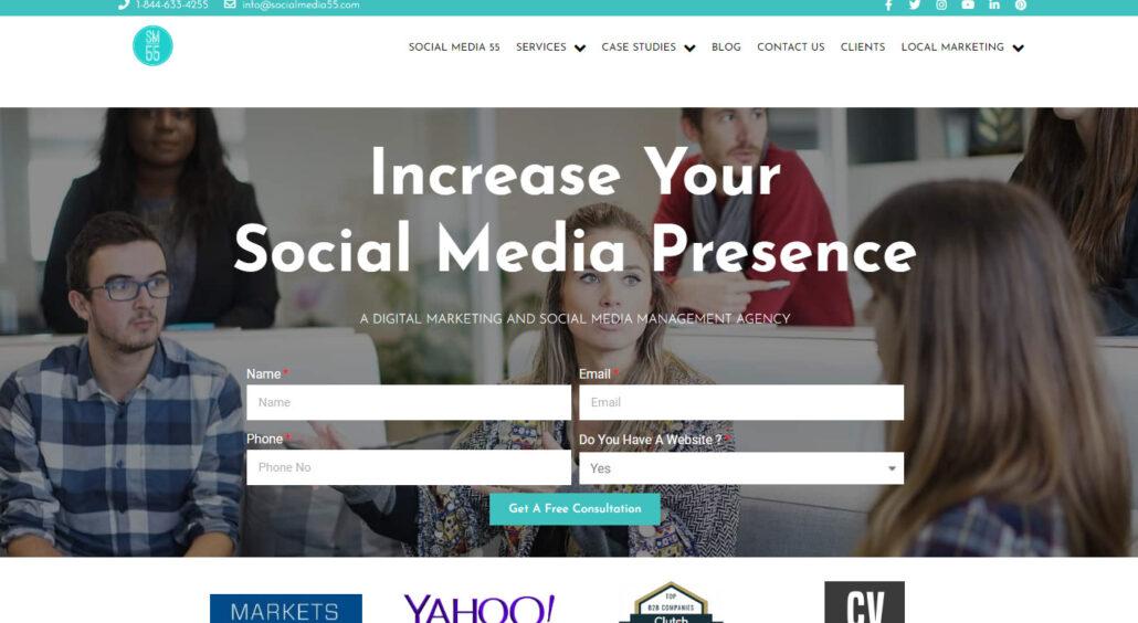 10 digital marketing companies for you