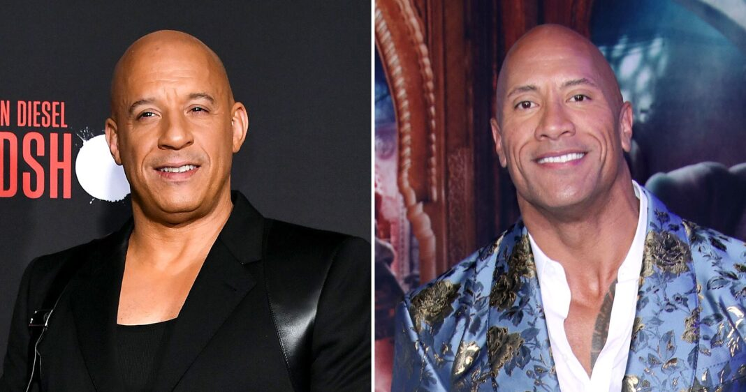 Everything Vin Diesel and Dwayne Johnson Have Said About Their Feud