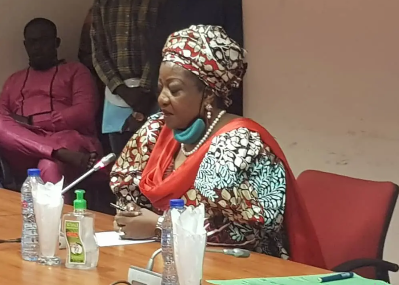 I'm being attacked over my nomination as INEC commissioner because I follow due process - Lauretta Onochie