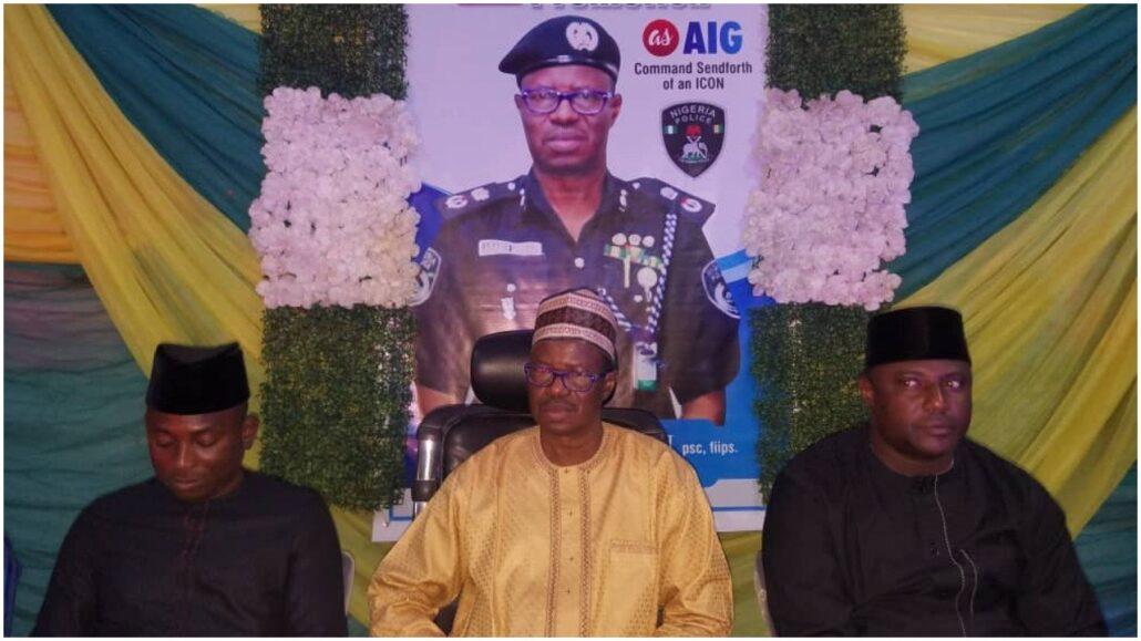 Police committed to tackling banditry, kidnapping, others – New AIG, Adamu Usman