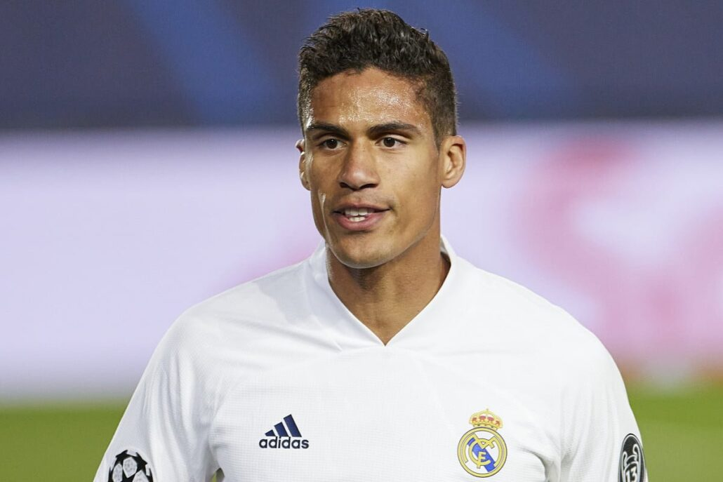 Real Madrid gives Varane approval to join Man United