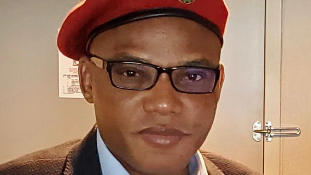 Respect Nnamdi Kanu's rights – Igbo youths, NGO tell FG ahead of trial