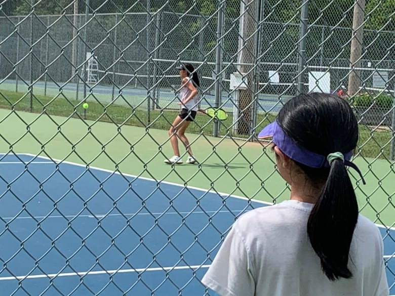 'Sibling rivalry' helps push sisters to top of P.E.I. tennis rankings