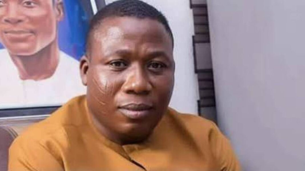 Sunday Igboho's lawyer gives condition for his client's extradition to Nigeria