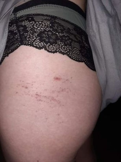 Woman claims she was 'physically assaulted' by ghost while taking a shower