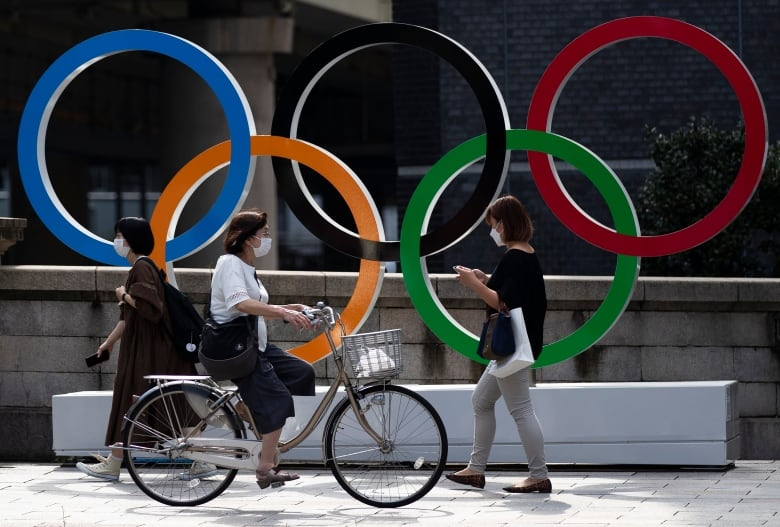 Wondering what it's like at the Tokyo Olympics? Ask us your questions